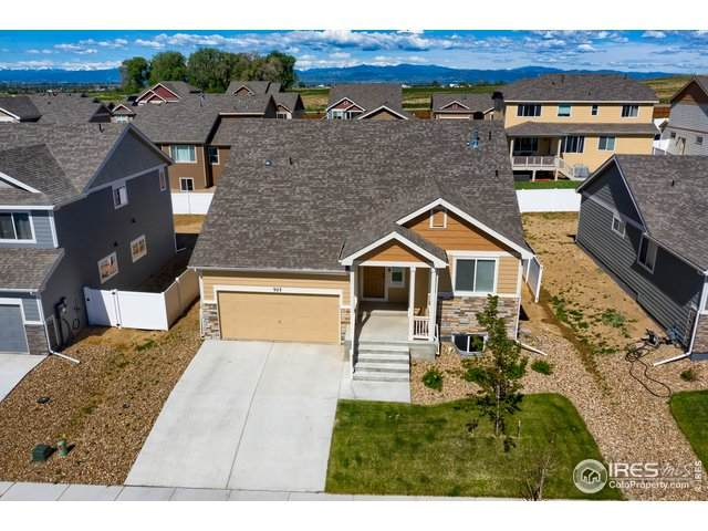 923 Mt Shavano Ave, Severance, CO 80550 (MLS #913202) :: J2 Real Estate Group at Remax Alliance