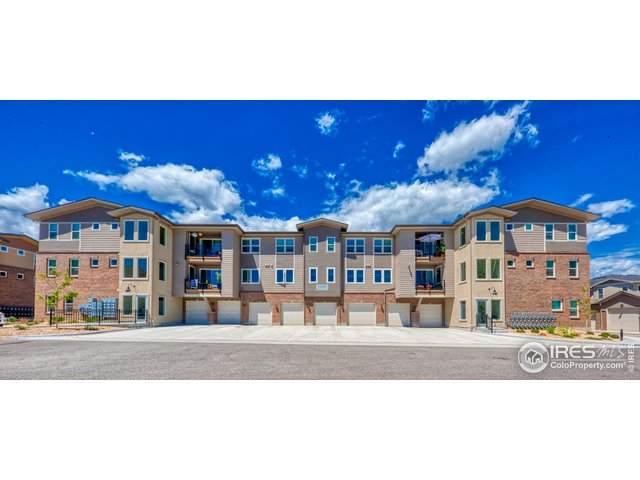 15295 W 64th Ln #207, Arvada, CO 80007 (MLS #913205) :: 8z Real Estate