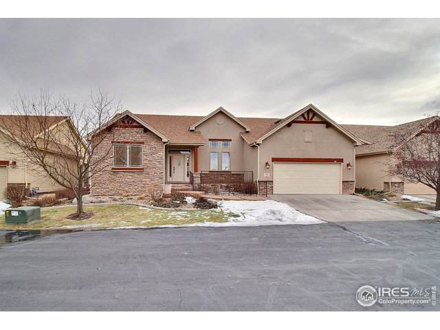 6845 Poudre River Rd #6, Greeley, CO 80634 (MLS #913210) :: J2 Real Estate Group at Remax Alliance