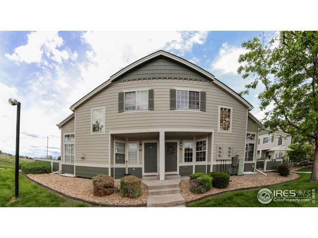 930 Button Rock Dr #63, Longmont, CO 80504 (MLS #913217) :: Colorado Home Finder Realty