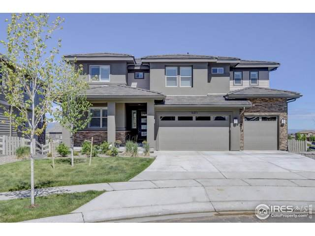 16371 Jones Mountain Way, Broomfield, CO 80023 (MLS #913218) :: Colorado Home Finder Realty