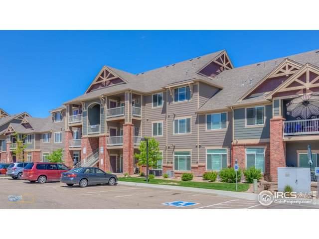 804 Summer Hawk Dr #7207, Longmont, CO 80504 (MLS #913225) :: Colorado Home Finder Realty