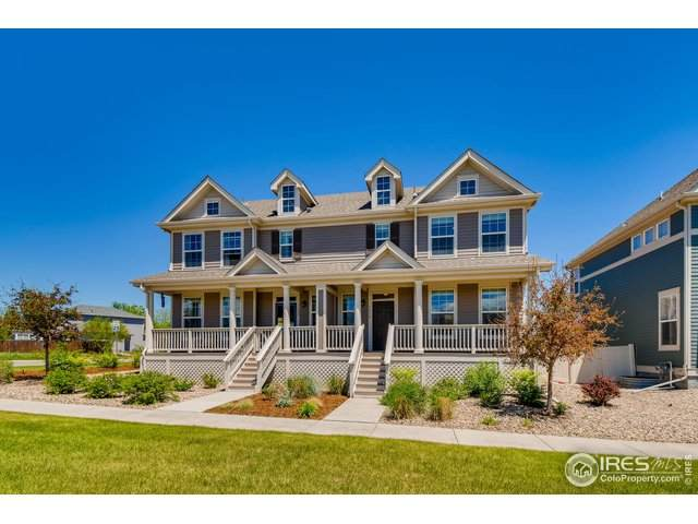 1612 Saratoga Dr, Lafayette, CO 80026 (MLS #913231) :: Downtown Real Estate Partners