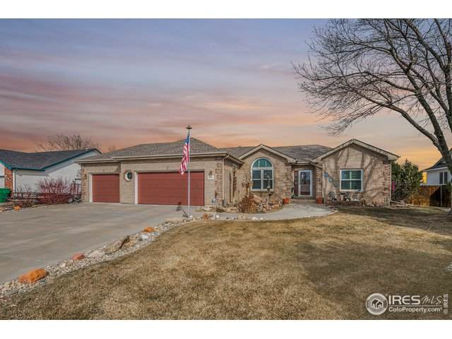 1005 N 3rd St, Johnstown, CO 80534 (MLS #913232) :: J2 Real Estate Group at Remax Alliance