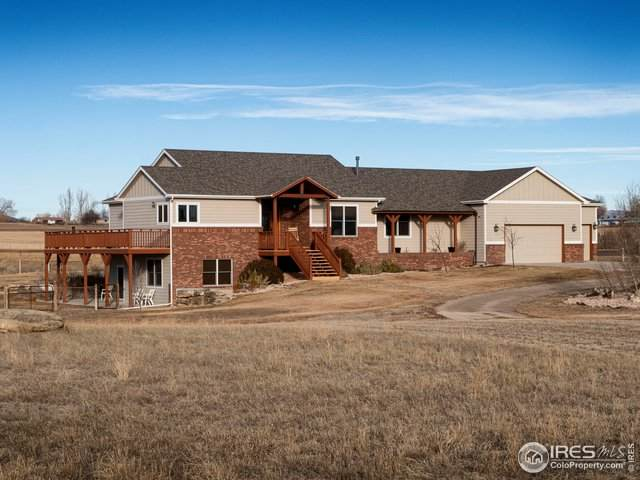 10821 N Prima Dr, Fort Collins, CO 80524 (#913248) :: The Griffith Home Team