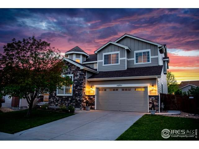 16351 E 106th Way, Commerce City, CO 80022 (MLS #913250) :: Colorado Home Finder Realty
