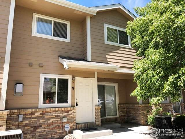 1601 Great Western Dr C-9, Longmont, CO 80501 (MLS #913251) :: J2 Real Estate Group at Remax Alliance