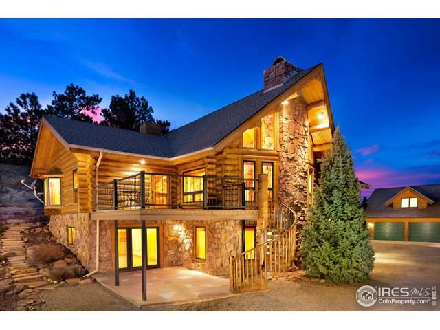 56 Apple Ridge Rd, Lyons, CO 80540 (MLS #913255) :: Colorado Home Finder Realty