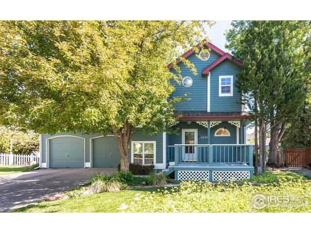 1638 Haywood Pl, Fort Collins, CO 80526 (MLS #913273) :: Colorado Home Finder Realty