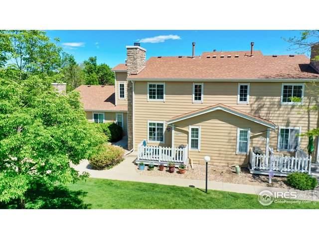 8417 Everett Way C, Arvada, CO 80005 (MLS #913278) :: 8z Real Estate
