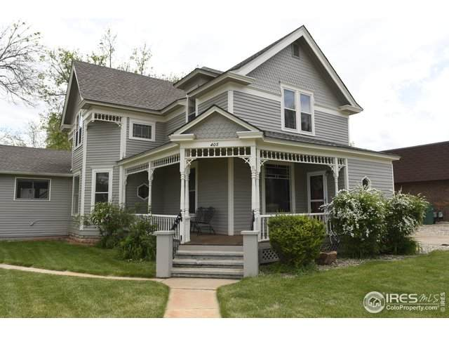 405 Bimson Ave, Berthoud, CO 80513 (MLS #913295) :: J2 Real Estate Group at Remax Alliance