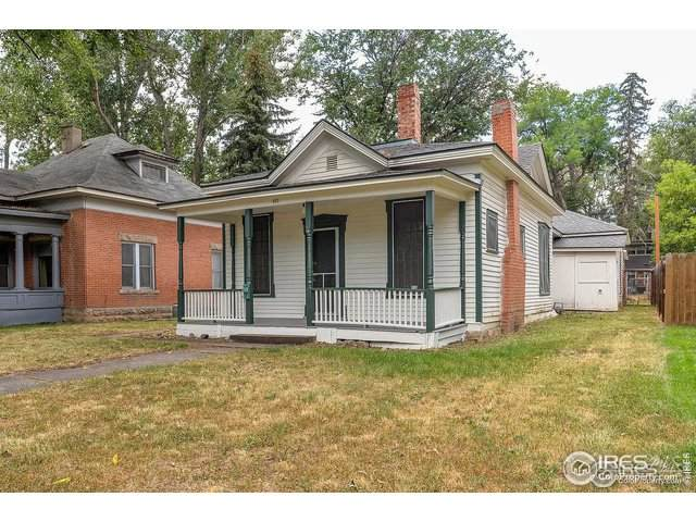 421 Mathews St, Fort Collins, CO 80524 (MLS #913296) :: 8z Real Estate