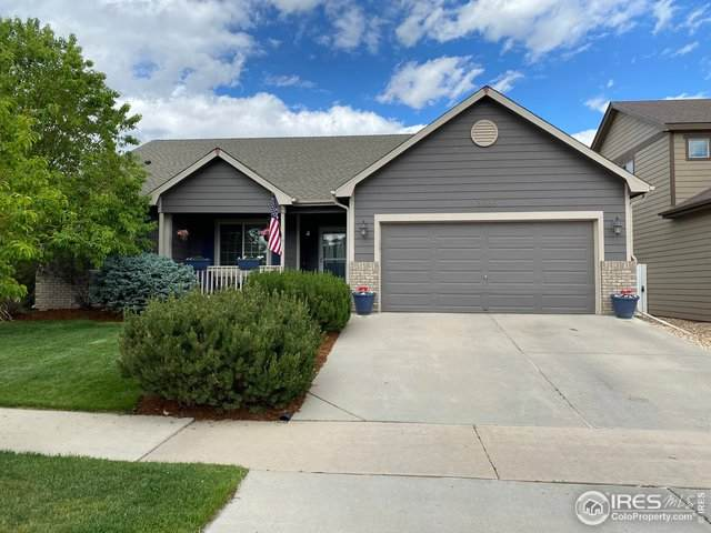 3336 Grenache St, Evans, CO 80634 (MLS #913306) :: Bliss Realty Group