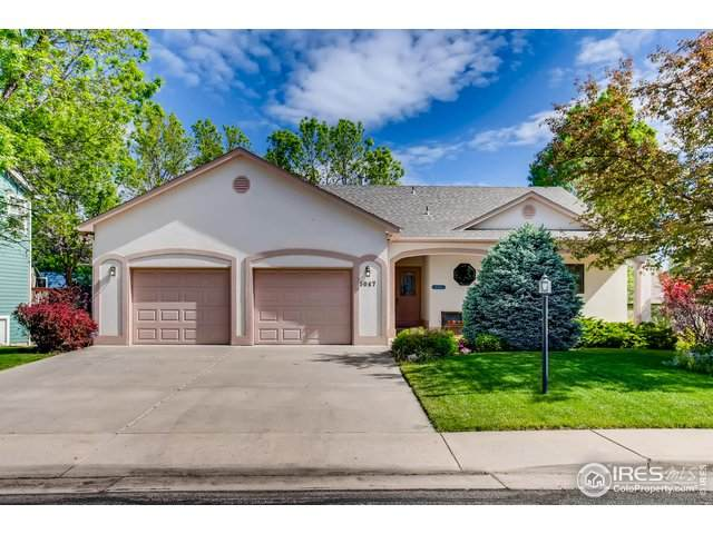 5047 Saint Andrews Dr, Loveland, CO 80537 (MLS #913316) :: Colorado Home Finder Realty