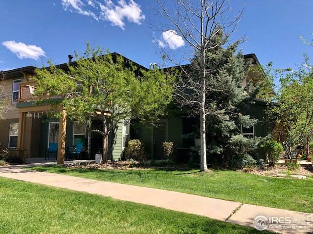 3683 Pinedale St G, Boulder, CO 80301 (MLS #913319) :: Jenn Porter Group