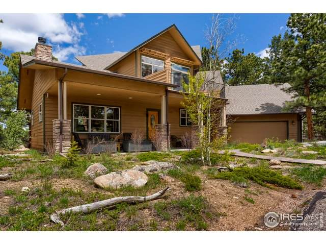 2690 E Fox Acres Dr, Red Feather Lakes, CO 80545 (MLS #913328) :: 8z Real Estate