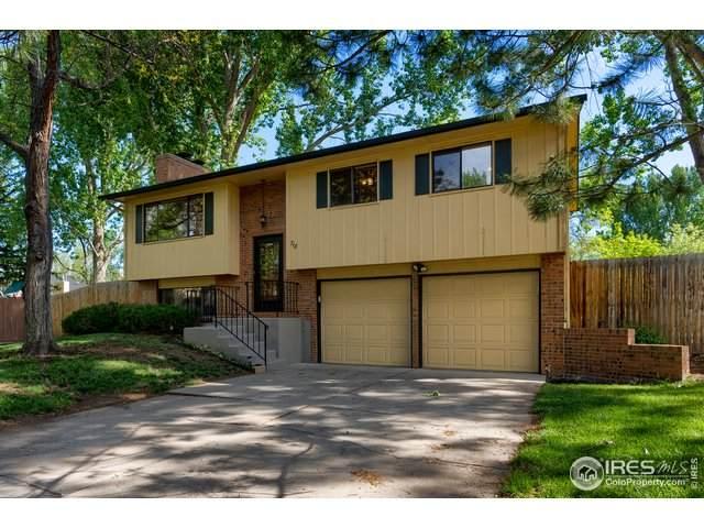 718 Cambridge Dr, Fort Collins, CO 80525 (MLS #913341) :: 8z Real Estate