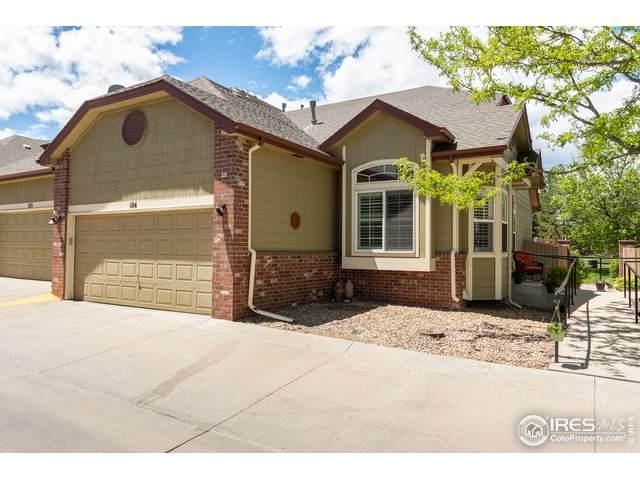 2855 Rock Creek Cir #104, Superior, CO 80027 (MLS #913357) :: Colorado Home Finder Realty