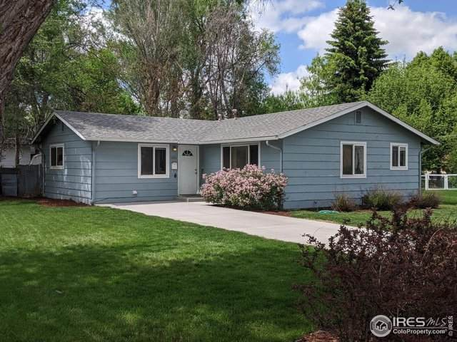 1836 Homer Ct, Fort Collins, CO 80521 (MLS #913358) :: Colorado Home Finder Realty
