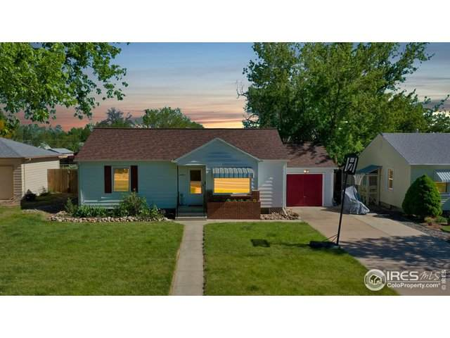 2409 W 8th St, Greeley, CO 80634 (MLS #913374) :: J2 Real Estate Group at Remax Alliance
