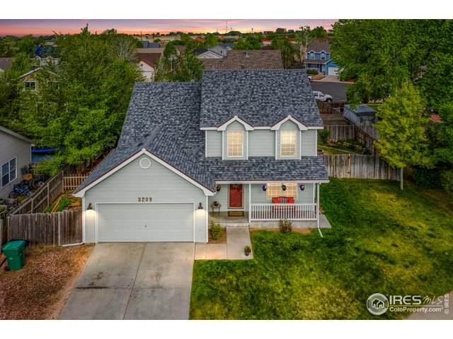 3209 Birney Ct, Evans, CO 80620 (MLS #913382) :: Kittle Real Estate