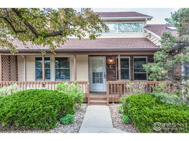 3414 Seneca St C, Fort Collins, CO 80526 (#913385) :: Compass Colorado Realty