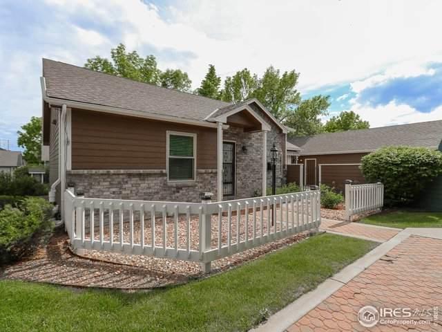 3136 Spinnaker Dr, Longmont, CO 80503 (MLS #913386) :: J2 Real Estate Group at Remax Alliance