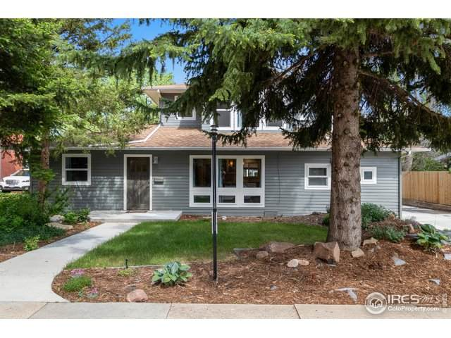 3010 13th St, Boulder, CO 80304 (MLS #913388) :: Downtown Real Estate Partners