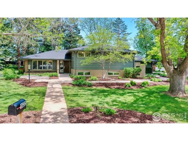 1432 Meeker Dr, Fort Collins, CO 80524 (MLS #913389) :: Colorado Home Finder Realty