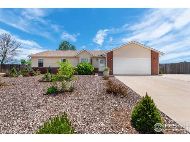 4120 Meadows Ave, Evans, CO 80620 (MLS #913394) :: Kittle Real Estate