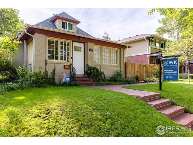 1312 S Josephine St, Denver, CO 80210 (#913400) :: The Brokerage Group