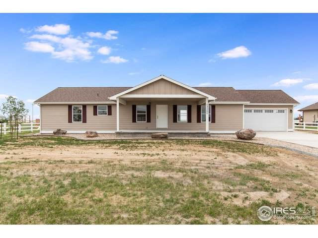 24260 Carlin St, Ault, CO 80610 (MLS #913410) :: Kittle Real Estate
