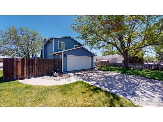 3400 Belmont Ave, Evans, CO 80620 (MLS #913418) :: Kittle Real Estate