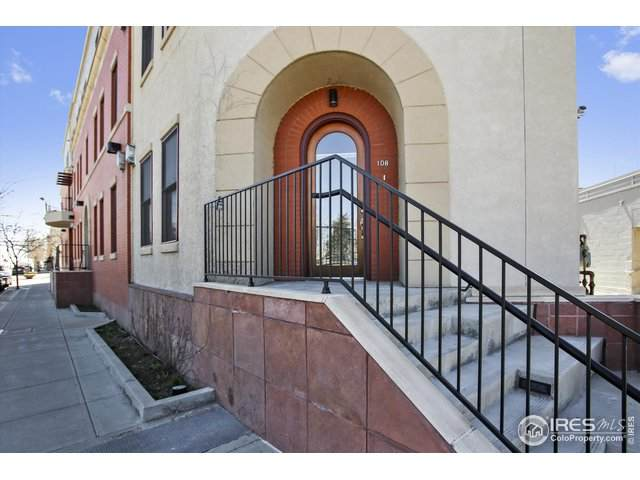 261 Pine St #108, Fort Collins, CO 80524 (MLS #913426) :: Colorado Home Finder Realty