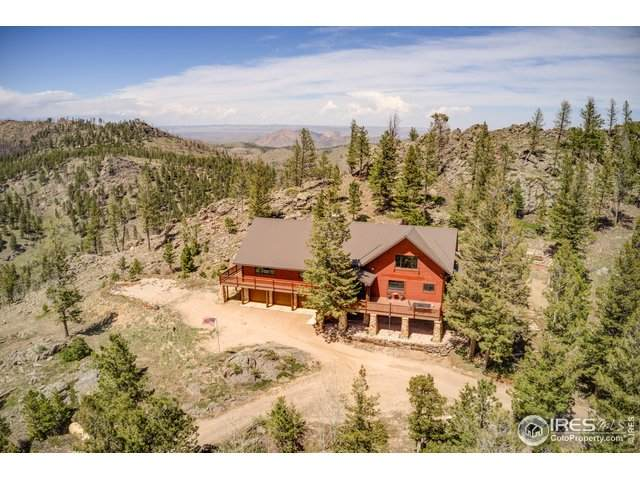244 Blue Grouse Ln, Bellvue, CO 80512 (MLS #913432) :: Find Colorado