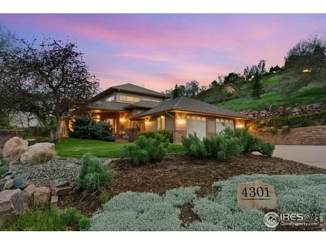 4301 Kano Dr, Fort Collins, CO 80526 (MLS #913436) :: Kittle Real Estate