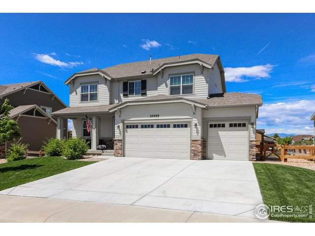 16695 Sanford St, Mead, CO 80542 (MLS #913471) :: Downtown Real Estate Partners