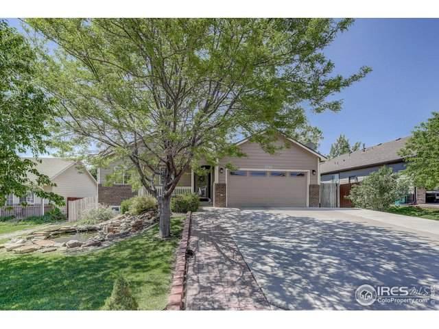 2710 Hawk Dr, Evans, CO 80620 (MLS #913473) :: Kittle Real Estate