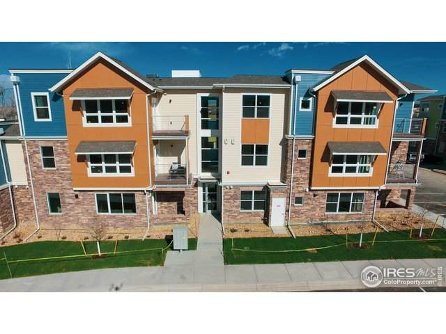 190 S Cherrywood Dr #101, Lafayette, CO 80026 (MLS #913474) :: Downtown Real Estate Partners