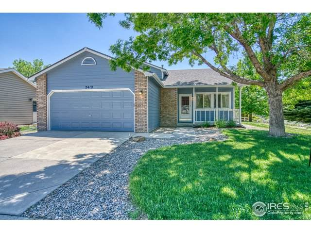 2412 Emerald St, Loveland, CO 80537 (MLS #913479) :: Downtown Real Estate Partners
