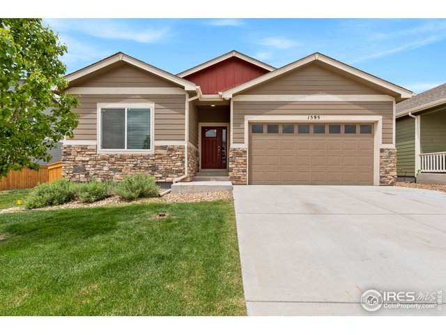 1595 Sierra Plaza St, Severance, CO 80550 (MLS #913480) :: Downtown Real Estate Partners