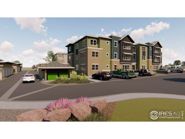 210 S Cherrywood Dr #103, Lafayette, CO 80026 (MLS #913486) :: Downtown Real Estate Partners