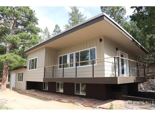 944 Ramshorn Rd, Estes Park, CO 80517 (MLS #913492) :: Downtown Real Estate Partners
