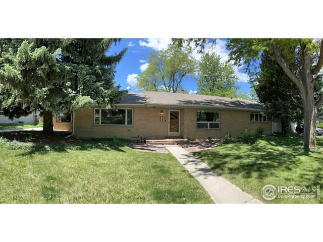 733 Francis St, Longmont, CO 80501 (MLS #913495) :: J2 Real Estate Group at Remax Alliance