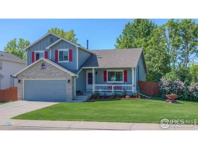 1419 Morningside Dr, Longmont, CO 80504 (MLS #913500) :: J2 Real Estate Group at Remax Alliance