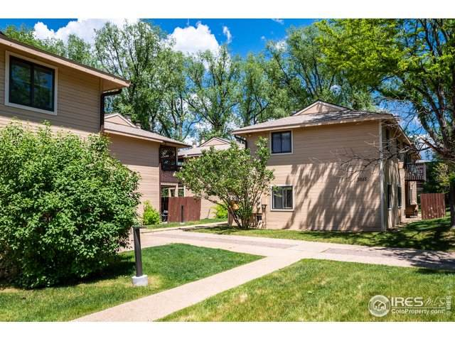 3065 30th St #3, Boulder, CO 80301 (MLS #913501) :: Tracy's Team