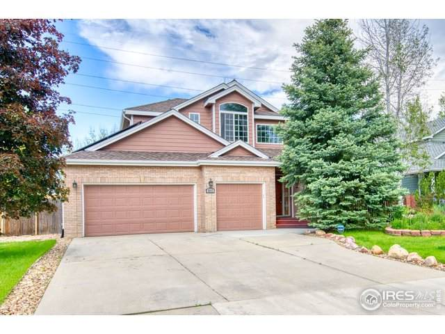 5342 Desert Mountain Ct, Boulder, CO 80301 (MLS #913502) :: Tracy's Team