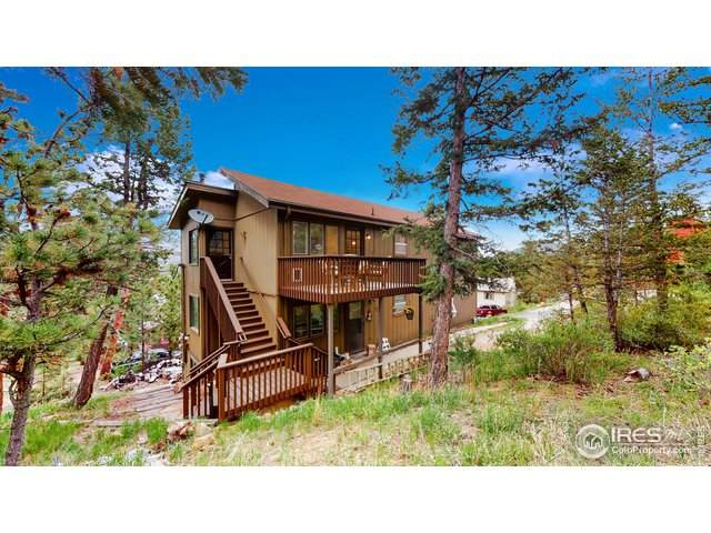 517 Driftwood Ave #3, Estes Park, CO 80517 (#913503) :: The Brokerage Group