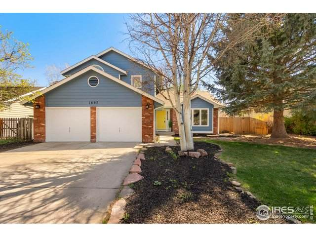 1607 Sagewood Dr, Fort Collins, CO 80525 (MLS #913504) :: RE/MAX Alliance
