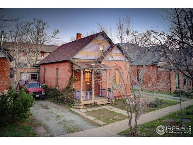 1714 Walnut St, Boulder, CO 80302 (MLS #913522) :: Colorado Home Finder Realty